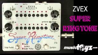 ZVex Super Seek Ringtone