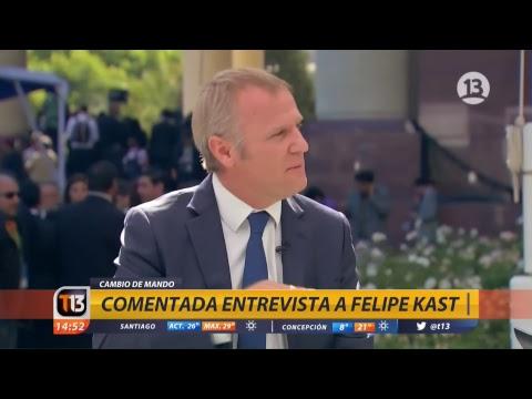 [En Vivo] Cambio de Mando Chile 2018 (Full HD Feed Canal 13 / TVN)