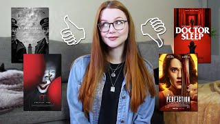 BEST & WORST HORROR MOVIES OF 2019