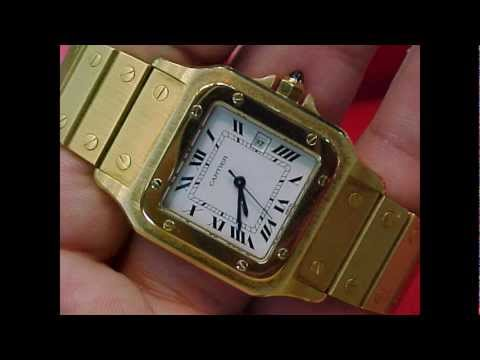 Cartier Santos - Paul Pluta Prestige Watch Review Special