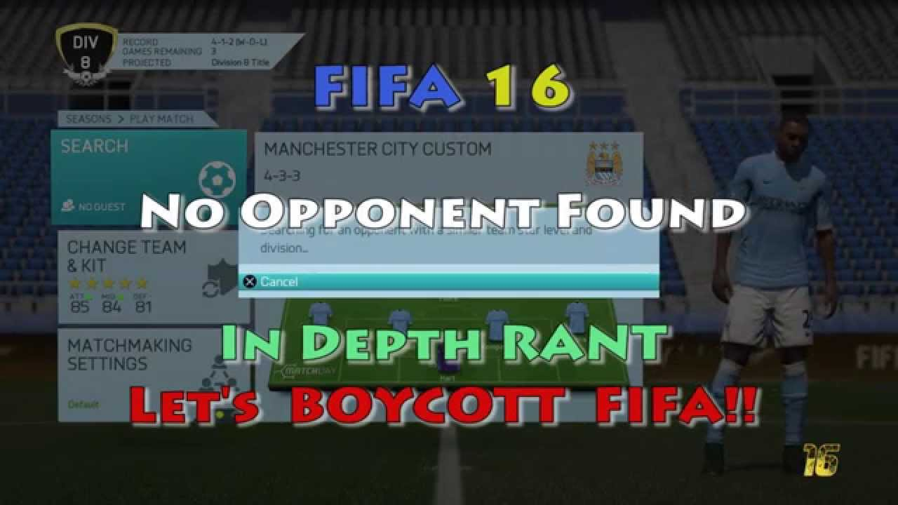 Fifa 2018 searching for opponent fifa wm 1994