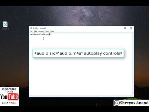 Html5 Audio Tag And Autoplay Youtube