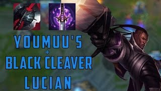 Gosu - NEW LUCIAN CARRY BUILD