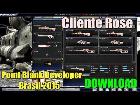 Cliente Rose | DOWNLOAD | Point Blank Developer Brasil 2015 l ᵀᴴᴱ ᴼᴿᴵᴳᴵᴻᴬᴸ l