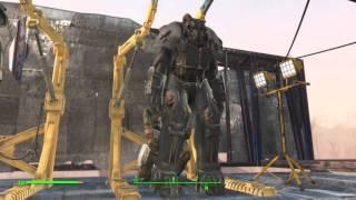 Fallout 4 X-01MKIII Beste Powerrstung des spieles