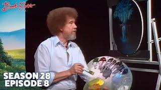 Bob Ross - Deep Forest Falls (Season 28 Episode 8)