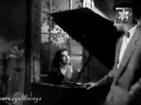 SITAARON SE AAGE JAHAN AUR BHI HAIN,-ASHA BHONSLE -RAJINDER KRISHAN -C RAMCHANDRA  ( MEENAR 1954)