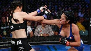 Lucero Acosta vs Valerie Quintero Full Fight | MMA | Combate Tucson