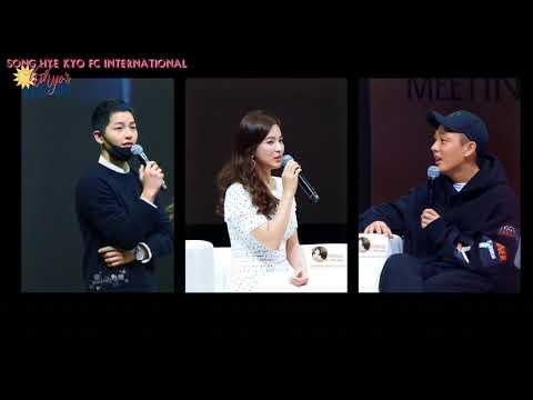 [Vietsub] Fanmeeting Song Hye Kyo kỉ niệm 20 năm