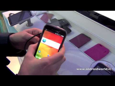Alcatel One Touch 995, anteprima in italiano by AndroidWorld.it