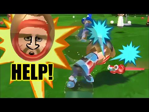 Wii Sports Resort FAILS & Funny Moments