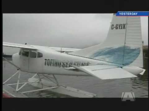 Safety questions raised along with Ahousat float plane wreackage