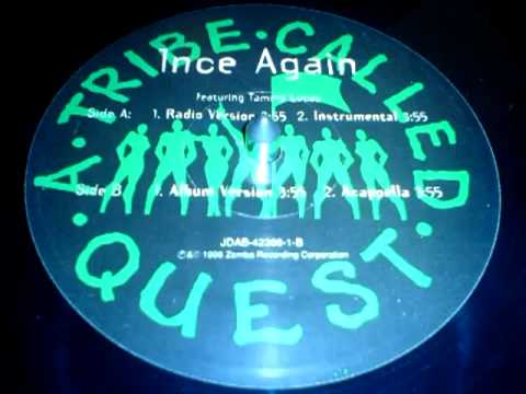 A Tribe called Quest - 1nce Again (Instrumental) (1996) [HQ] - YouTube.flv