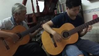 THU VÀNG ( Hoà tấu guitar )