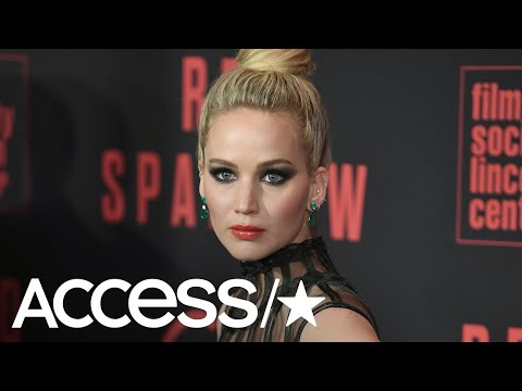Jennifer Lawrence Was Drunk At The 'Red Sparrow' Premiere: I Look Like I Had Electroshock Therapy