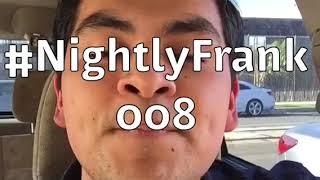 Frank Xavier Stand-Up Comedy #NightlyFrank 008