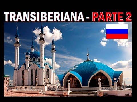 TRANSIBERIANA di Lambrendetto parte 2 (dagli Urali alla Siberia)