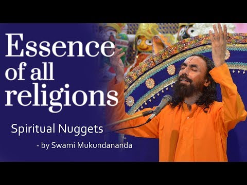 Common Misconceptions of Yoga | Essence of all Religions | Spiritual Nuggets of Wisdom