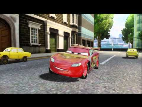 Cars 2 HD Gameplay Compilation