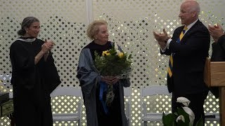 The Honorable Madeleine K. Albright Commencement Speech