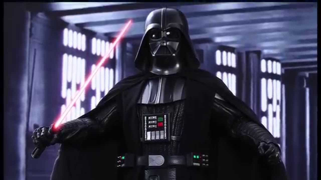 Star Wars Hot Toys Darth Vader 1 6 Scale Movie Figure Pics Details