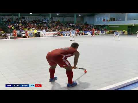 Day 6 - Men's Final (Trinidad & Tobago vs Argentina) Part 2