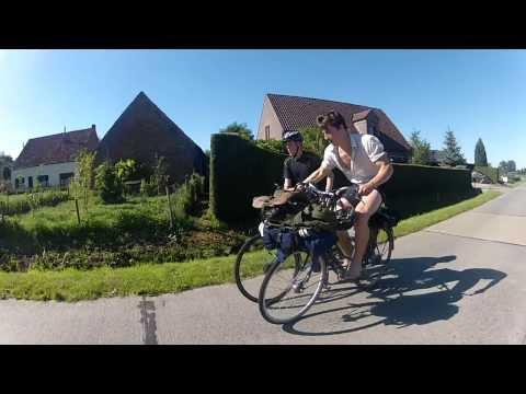 Bicycle Diaries: Amsterdam - Paris