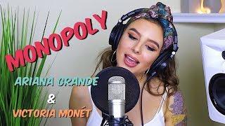 MONOPOLY - Ariana Grande & Victoria Monet (Cover by Tima Dee)