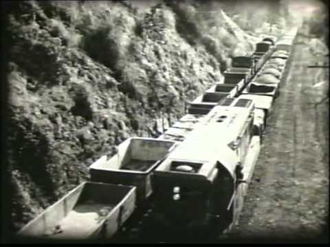 A Inspiring Collection Of Historical NZ Rail Footage Prepared For Tranz Rail Rebranding 1995