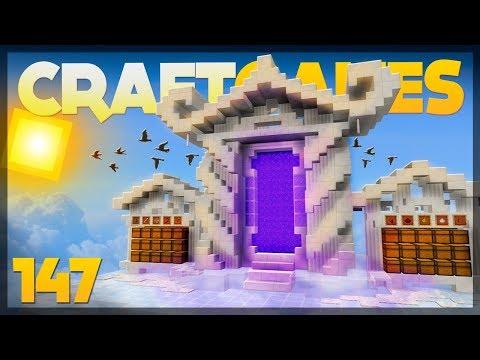 ARMAZÉM do TEMPLO do CÉU! - Craft Games 147