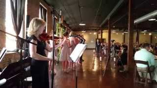 """""""Canon in D"""" (Pachelbel) by Violin and Piano Duet"""