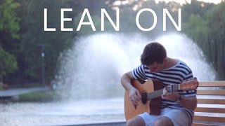 Lean On - Major Lazer & DJ Snake (fingerstyle guitar cover by Peter Gergely)