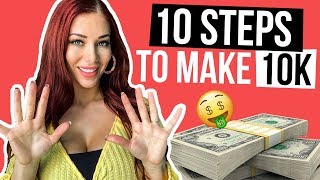 How to Make Your First $10k Selling on Amazon 🤑