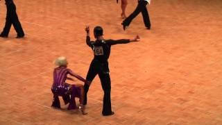Gabriele Goffredo - Anna Matus | R2 Rumba | Hong Kong DanceSport Festival 2015