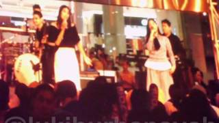 Video Flashlight (Jessie J) - Alika Feat.UNI(x) on HItz Live Stage at Summarecon Mal Bekasi, 24-10-15 download MP3, 3GP, MP4, WEBM, AVI, FLV April 2018