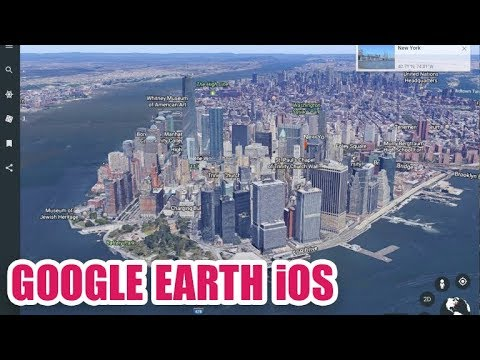 Google Earth App - Có App Này Thì Ko Cần đi Du Lịch Nữa