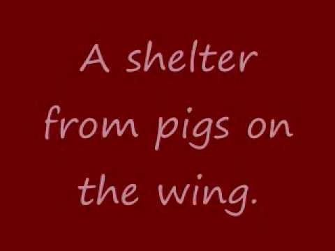 Pigs on the Wing Part 1 and 2- Pink Floyd lyrics