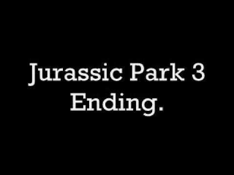 Jurassic Park III Ending DVD Version (Song Only)