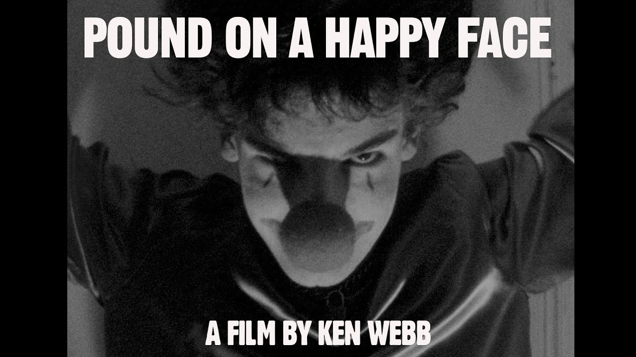Pound On A Happy Face Short Film Hd Transfer From Super 8mm