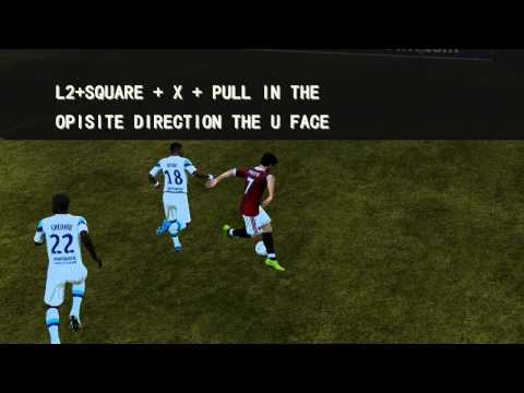 FIFA 12 Most Effective Skill Moves Tutorial