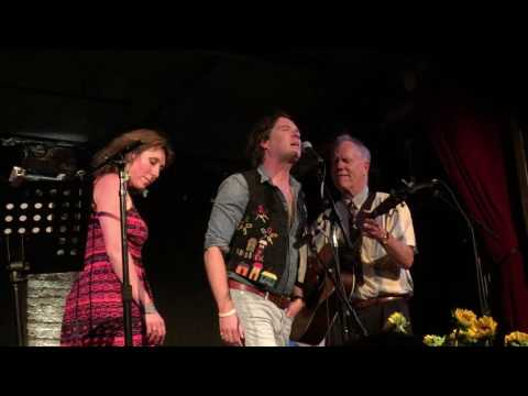 """One Man Guy"" Martha,Rufus, & Loudon Wainwright @ City Winery,NYC 6-29-2016"