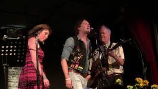 """One Man Guy"" Martha,Rufus, & Loudon Wainwright @ City Winery,NYC 6-29-2016"
