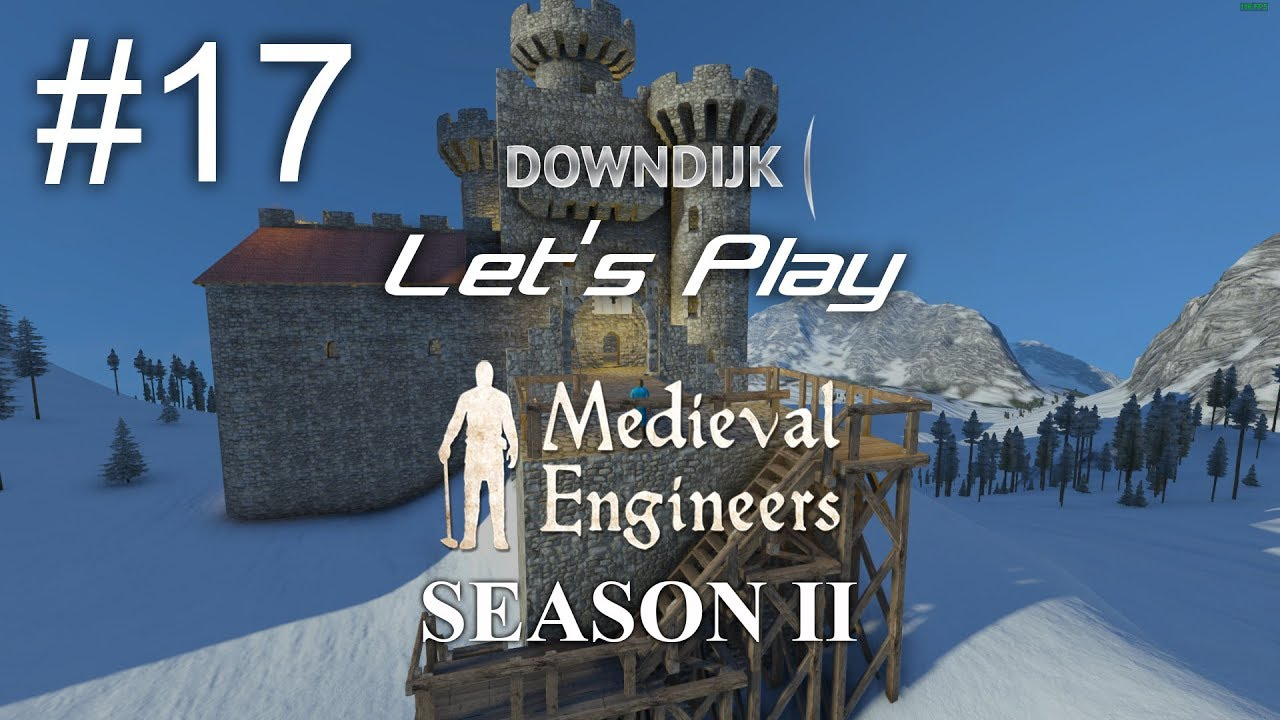 how to play medieval engineers