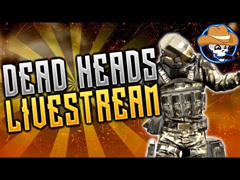 DeadHeads - Live Stream with YouDoneSon!