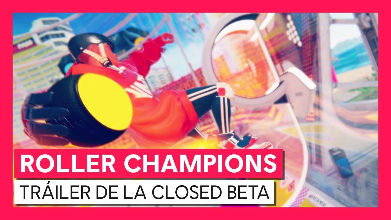 Roller Champions - Tráiler Gameplay de la Closed Beta