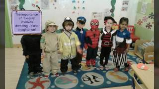Dress Up and Role Play - Preschool