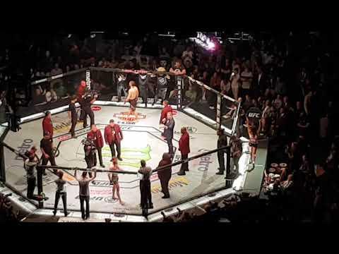UFC 229 Khabib VS McGregor Bruce Buffer Introduction