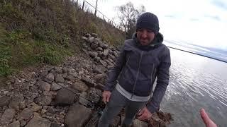 Рыбалка на Иваньковском водохранилище Московское море закрытие сезона