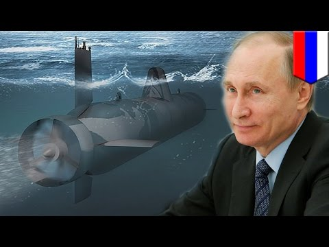 Russian drone sub: New drone can imitate any enemy submarine - TomoNews