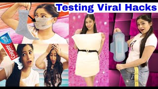 😱Testing Out Viral Dumb Hacks by 5 Minute Craft ये तो सारी हदे पार हो गई NEW* MUST WATCH Be Natural